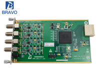 Tremendous Data Processing Sub Board , 4 Channel FM / AM Audio Capture Sub Card
